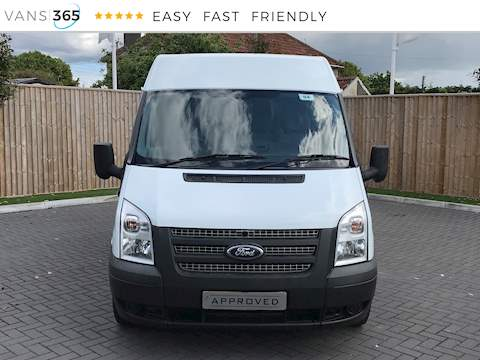 Ford Transit 280 2.2TDCi 100PS SWB Semi High 2.2 5dr Panel Van Manual Diesel