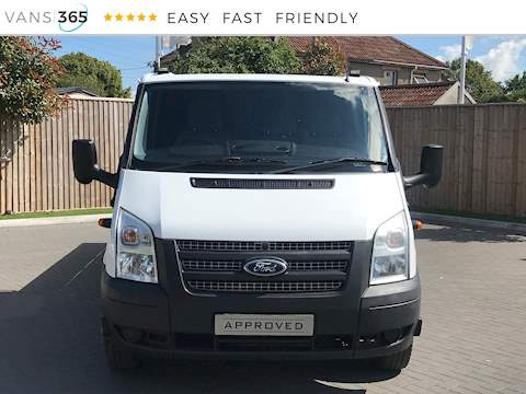 Ford Transit 350 2.2TDCi D/Cab LWB 125PS 2.2 4dr Dropside Manual Diesel