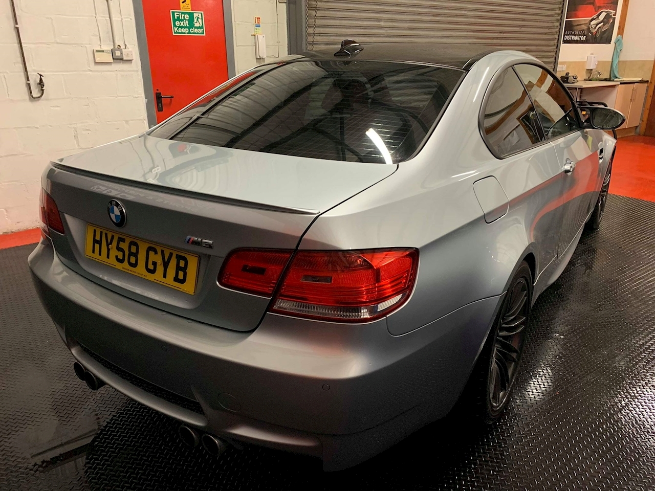 Used 2008 bmw 3 series m3 coupe 4 0 manual petrol for sale - Used bmw m3 coupe for sale ...