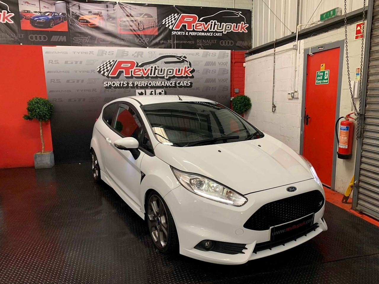 Fiesta St-3 Hatchback 1.6 Manual Petrol