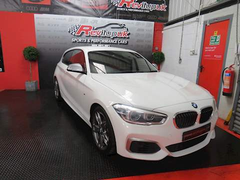 1 Series M140i Hatchback 3.0 Manual Petrol
