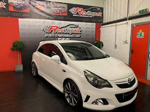 Corsa Vxr Nurburgring Edition Hatchback 1.6 Manual Petrol