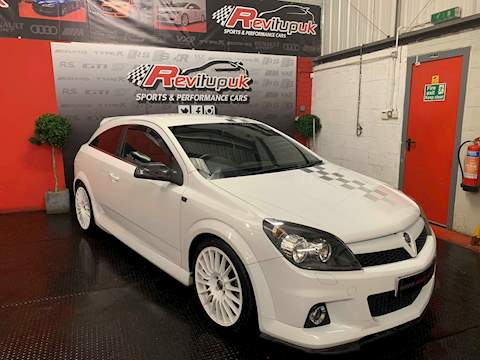 Astra Vxr Nurburgring Edition Hatchback 2.0 Manual Petrol