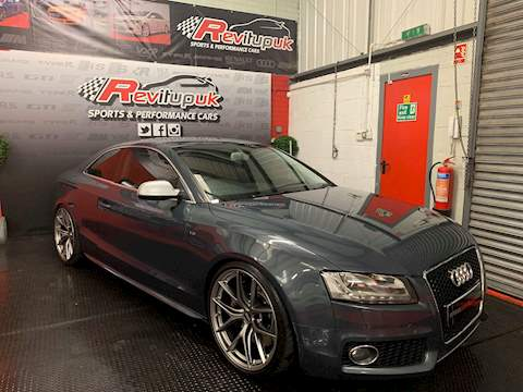 A5 V8 Quattro Coupe 4.2 Manual Petrol