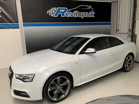 A5 S5 Tfsi Quattro S Line Black Edition Coupe 3.0 Automatic Petrol