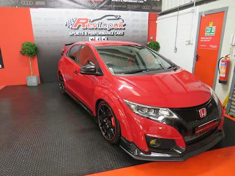 Civic I-Vtec Type R Hatchback 2.0 Manual Petrol