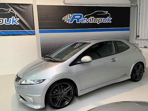 Civic I-Vtec Type R Gt Hatchback 2.0 Manual Petrol
