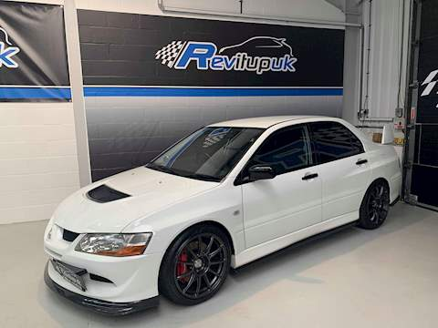 EVO 8 RS RS 2.0 5dr Saloon manual Petrol