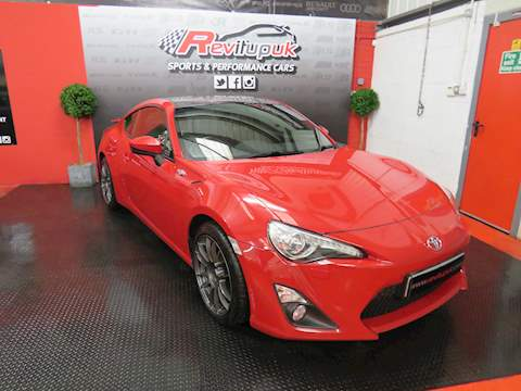 Gt86 D-4S Coupe 2.0 Manual Petrol