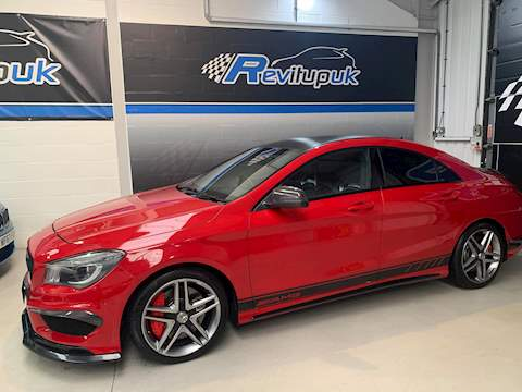 2.0 CLA45 AMG Coupe 4dr Petrol Speedshift DCT 4MATIC (s/s) (165 g/km, 360 bhp)