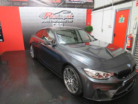 M4 Competition Package M4 Competition Package S- Coupe 3.0 Semi Auto Petrol