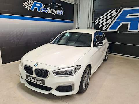 BMW 1 Series, 3.0 M135i Hatchback 5dr Petrol Auto (s/s) (326 ps)