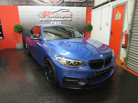 2 Series M240i Auto Coupe 3.0 Automatic Petrol