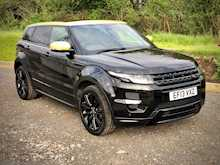 Range Rover Evoque Sd4 Sicilian Yellow Estate 2.2 Automatic Diesel