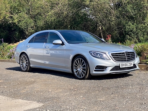 Mercedes-Benz S Class  Saloon 3.0 Automatic Diesel