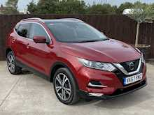 Qashqai N-Connecta SUV 1.5 Manual Diesel
