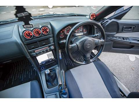 Nissan Skyline R34 2 Door GT Turbo Manual Factory Nismo Edition