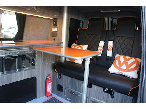 T6 Transporter Campervan Conversion Low Miles 4 Berth
