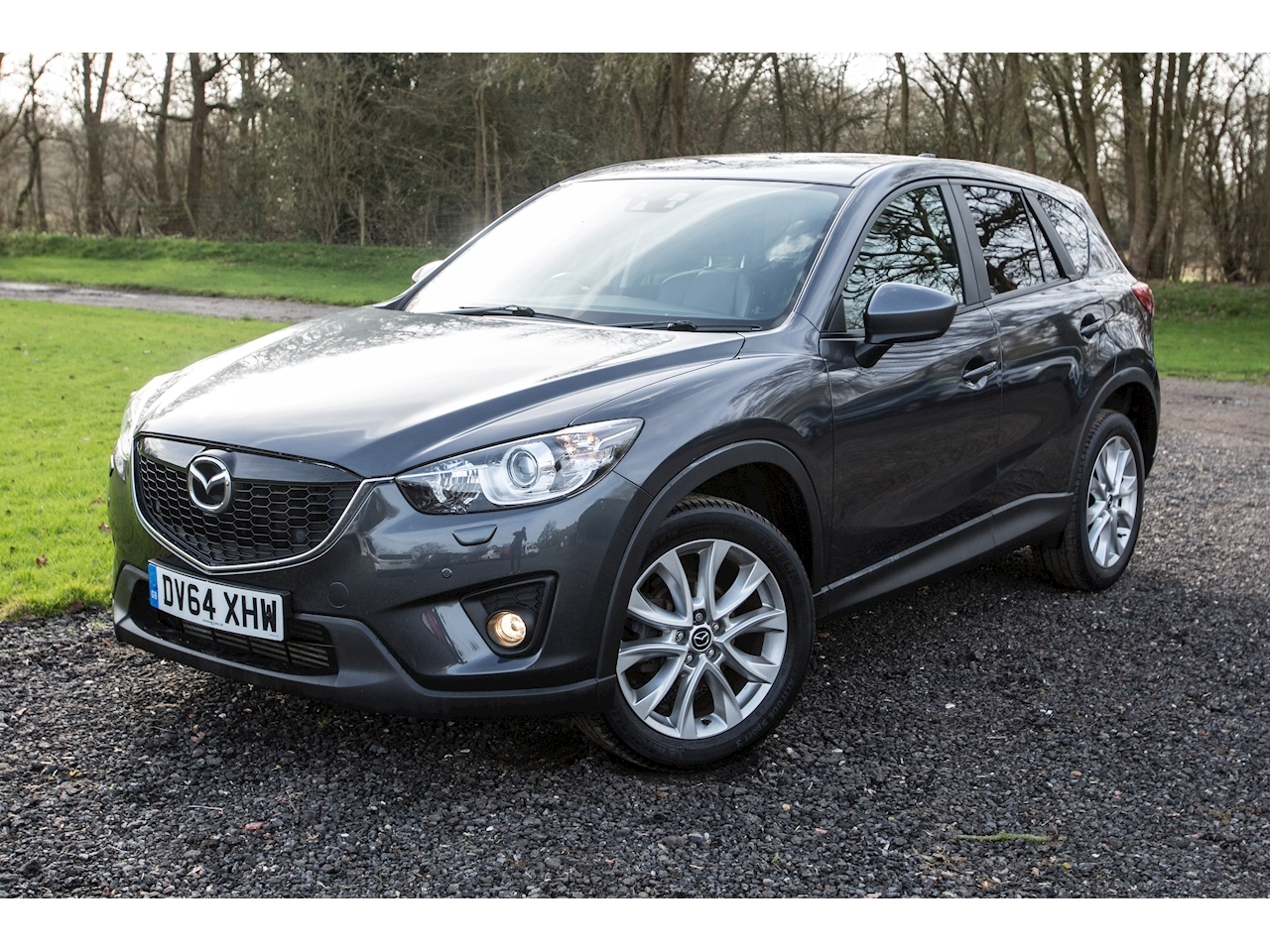 Cx-5 D Sport Nav Estate 2.2 Automatic Diesel