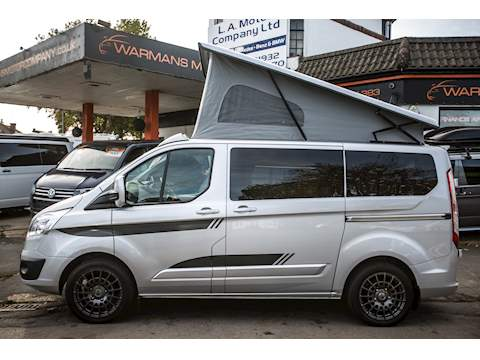 Ford Transit Custom 270 Limited Pop Top Campervan