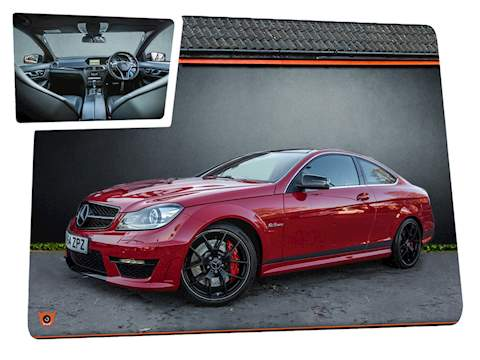C63 AMG 507 EDITION IMMACULATE 1 FORMER KEEPER FMBSH!