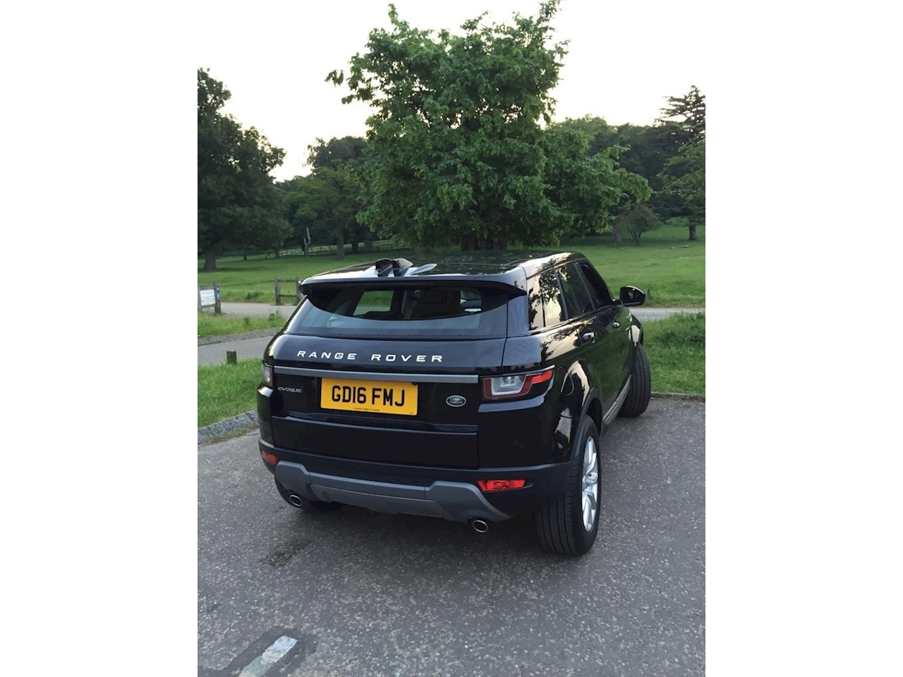 Range Rover Evoque Td4 Se Estate 2.0 Automatic Diesel