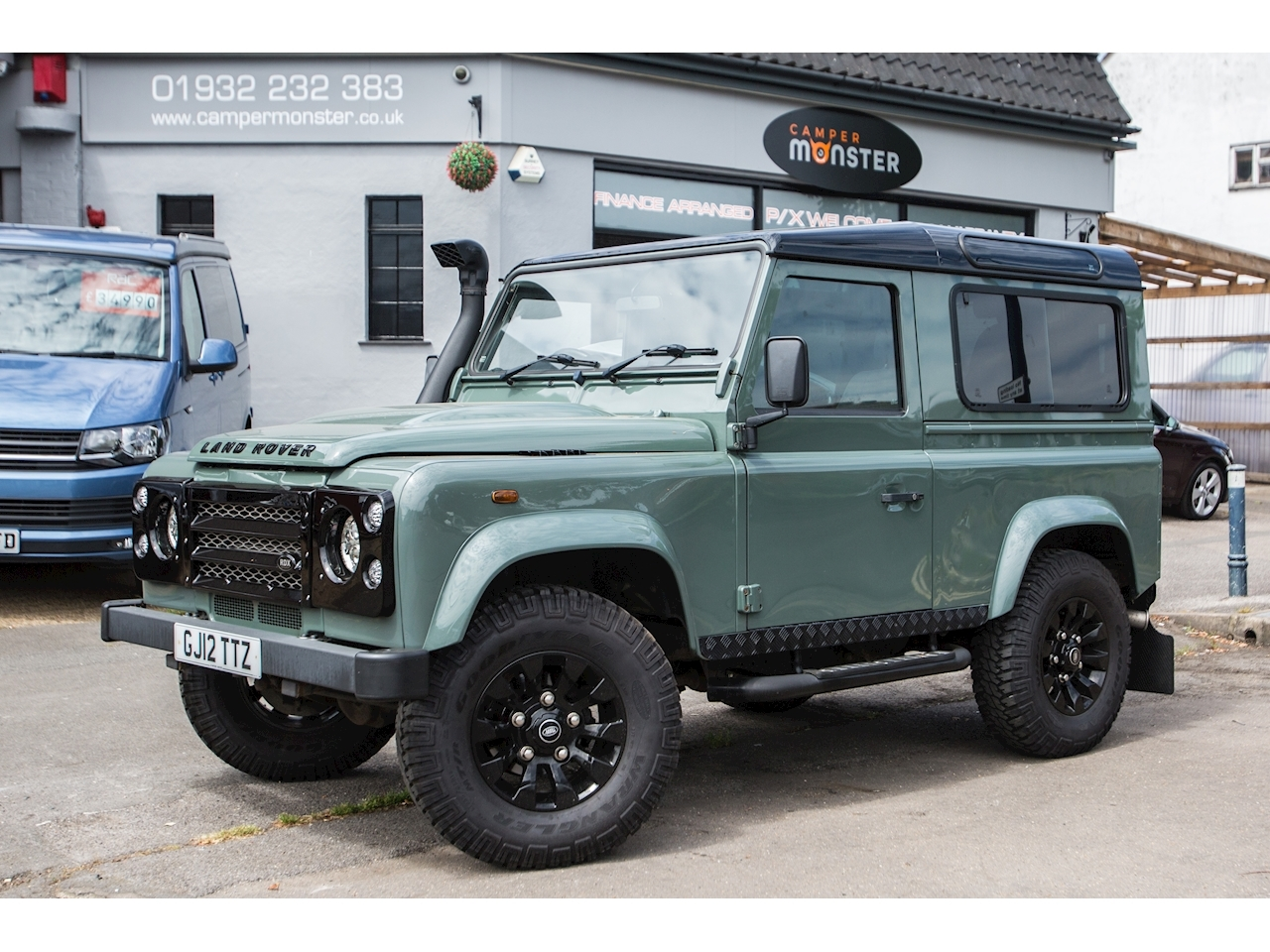 Defender 90 Td Station Wagon Light 4X4 Utility 2.2 Manual Diesel