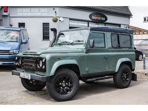 Defender 90 4 Seater SWB Superb Example