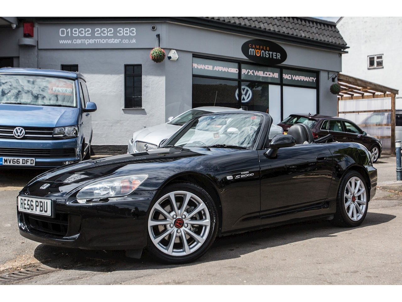 S2000 16V 2.0 2dr Convertible Manual Petrol