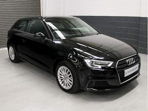 A3 Tdi Se Technik Hatchback 1.6 Manual Diesel
