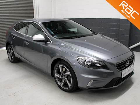 V40 T3 R-Design Hatchback 1.5 Automatic Petrol