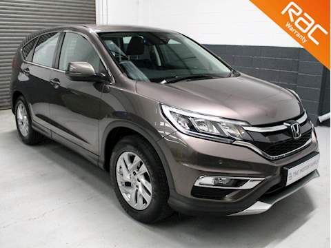 Cr-V I-Dtec Se Navi Estate 1.6 Manual Diesel