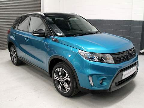 Vitara Sz5 Hatchback 1.6 Manual Petrol