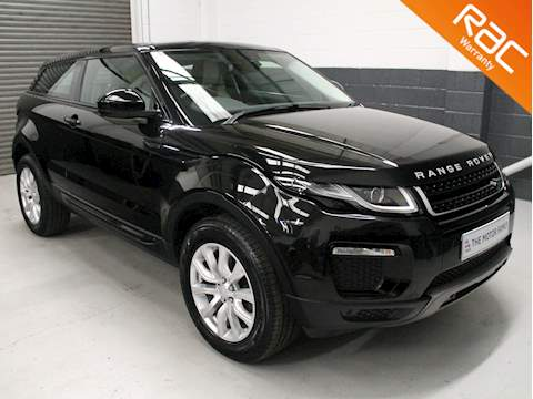 Range Rover Evoque Td4 Se Tech Coupe 2.0 Automatic Diesel