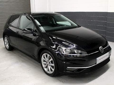Golf Gt Tdi Bluemotion Technology Hatchback 2.0 Manual Diesel