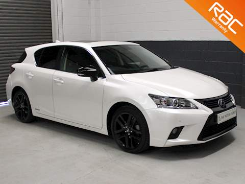 Lexus CT 200h 1.8 Sport 5dr CVT Auto (Plus Pack) 1.8 5dr Hatchback Cvt Petrol/Electric