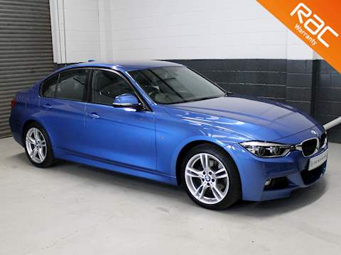 Bmw 3 Series 320D M Sport Saloon 2.0 Manual Diesel