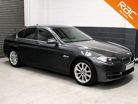 BMW 5 Series 520D (190) SE 4dr Step Auto 2.0 4dr Saloon Automatic Diesel