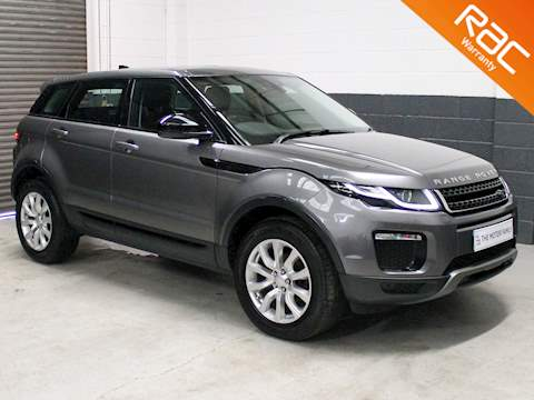 Land Rover Range Rover Evoque 2.0 eD4 SE Tech 5dr 2WD 2.0 5dr Estate Manual Diesel