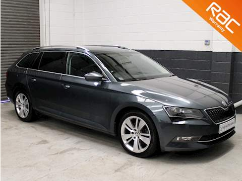 SKODA Superb 2.0 TDI CR SE L Executive 5dr 2.0 5dr Estate Manual Diesel