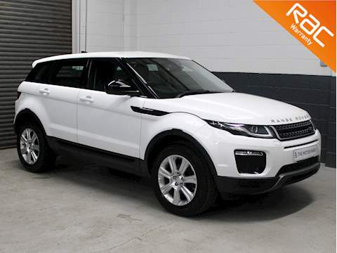 Land Rover Range Rover Evoque 2.0 eD4 SE Tech 5dr 2WD 2.0 5dr SUV Manual Diesel