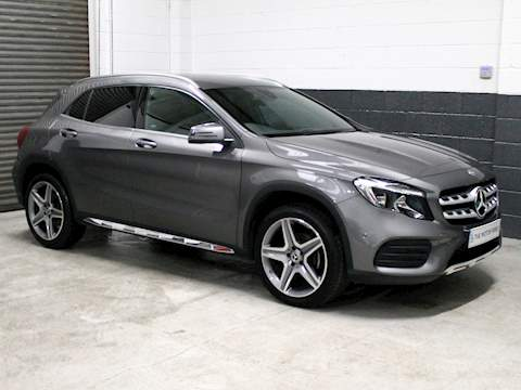 GLA Class GLA 200 AMG Line Executive 5dr 1.6 5dr SUV Manual Petrol