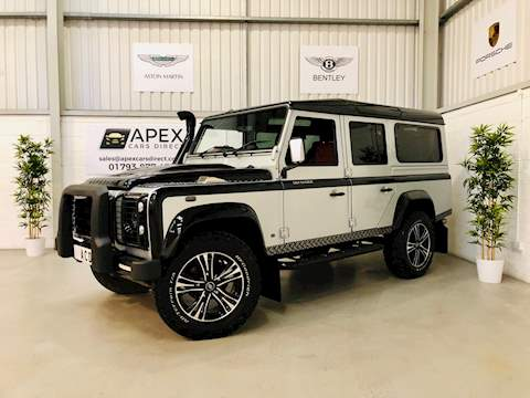 Land Rover Defender 110 Td Xs Station Wagon 2.2 5dr Light 4X4 Utility Manual Diesel