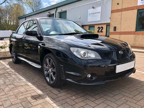 Subaru Impreza Wrx Turbo Saloon 2.5 Manual Petrol