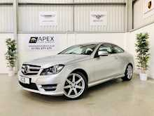 C Class C220 Cdi Amg Sport Edition Coupe 2.1 Automatic Diesel