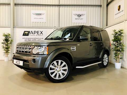 Land Rover Discovery Sdv6 Xs Estate 3.0 Automatic Diesel
