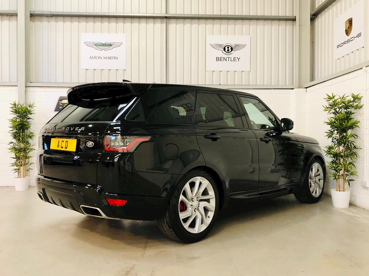Range Rover Sport Hse Dynamic 2.0 5dr Estate Automatic Petrol/Electric