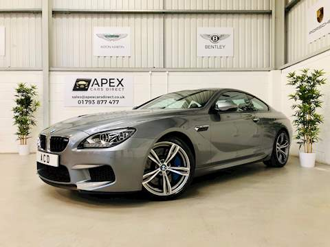 Bmw 6 Series M6 Coupe 4.4 Automatic Petrol