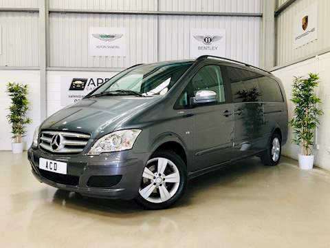 Mercedes-Benz Viano Cdi Blueefficency Ambiente Mpv 3.0 Automatic Diesel