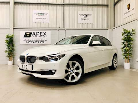 Bmw 3 Series 330D Xdrive Luxury Saloon 3.0 Automatic Diesel